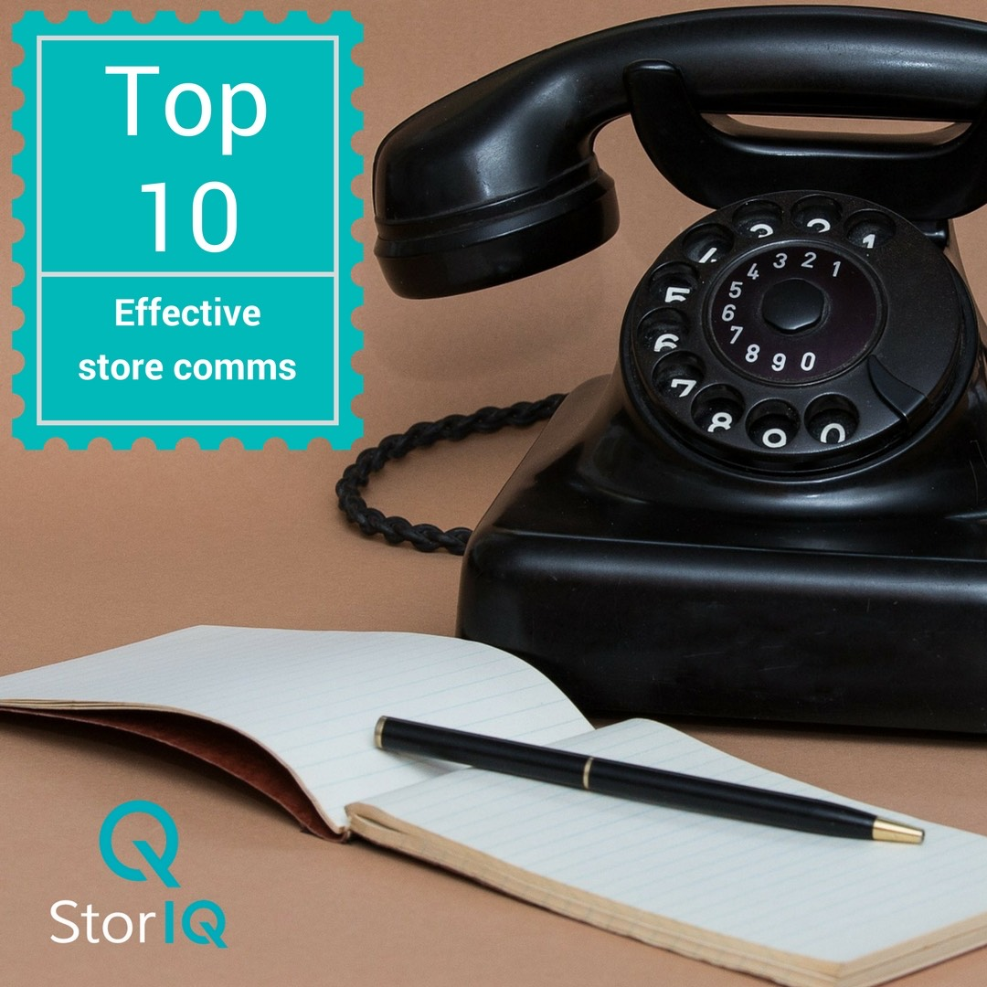 Top 10 Best Practices for Effective Store Communication