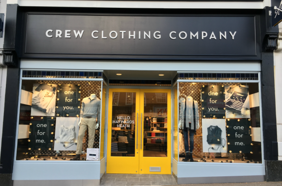 Crew Clothing case study